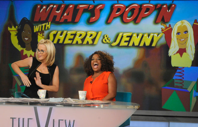 Transition Ahead for 'The View,' as Two Hosts Depart