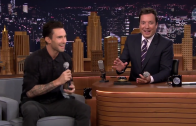 adam levine-jimmy fallon