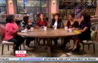 THE TALK: Joan Rivers and Robin Williams Latest