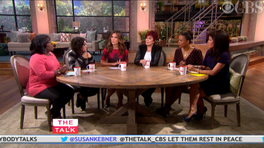 THE TALK: Joan Rivers and Robin Williams Latest