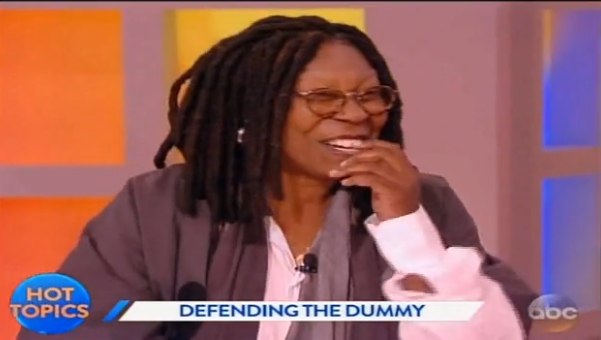 Whoopi Goldberg's Vibrator Named 'Stanley' Sets Twitter Abuzz