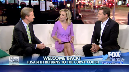 Elisabeth Hasselbeck reveals cancer scare after absence from Fox & Friends