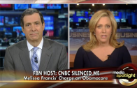 CNBC Responds to Fox Biz Anchor Melissa Francis' Claim They 'Silenced' Her
