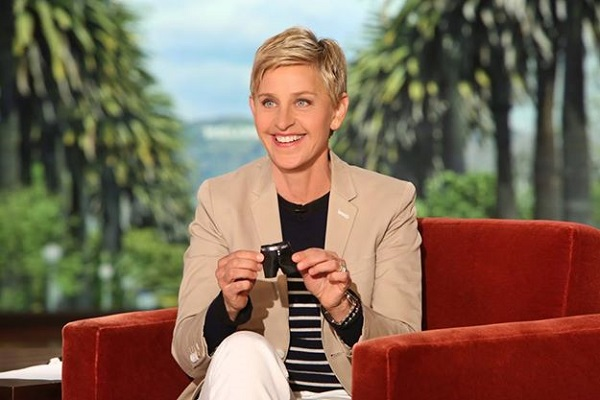 Talk Show Host Ellen DeGeneres Reveals Talent For Design In New Book Titled 'Home'