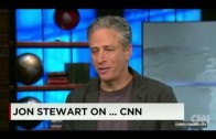 Jon Stewart to CNN: You're Like Chucky the Doll, 'Watch Out for Bad Chucky'