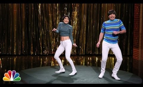 """Tight Pants"" with Jimmy Fallon & Jennifer Lopez"
