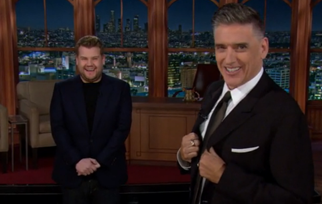 Craig Ferguson Offers Some Advice For Successor James Corden