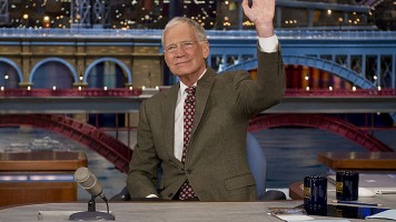 David Letterman to End 'Late Show' in May