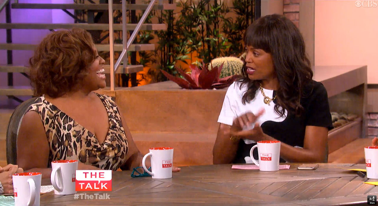 Sherri Shepherd to Return to Host Own Talk Show?: 'I Would Love to Be a Chocolate Ellen'