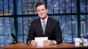 Start Date Set for Late Night with Stephen Colbert
