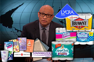 Larry Wilmore Discovers How Difficult It Is to Boycott the Koch Brothers