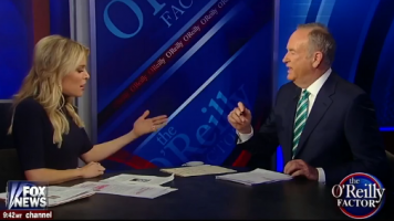 Megyn Kelly Defends New York Mayor to a Stunned Bill O'Reilly