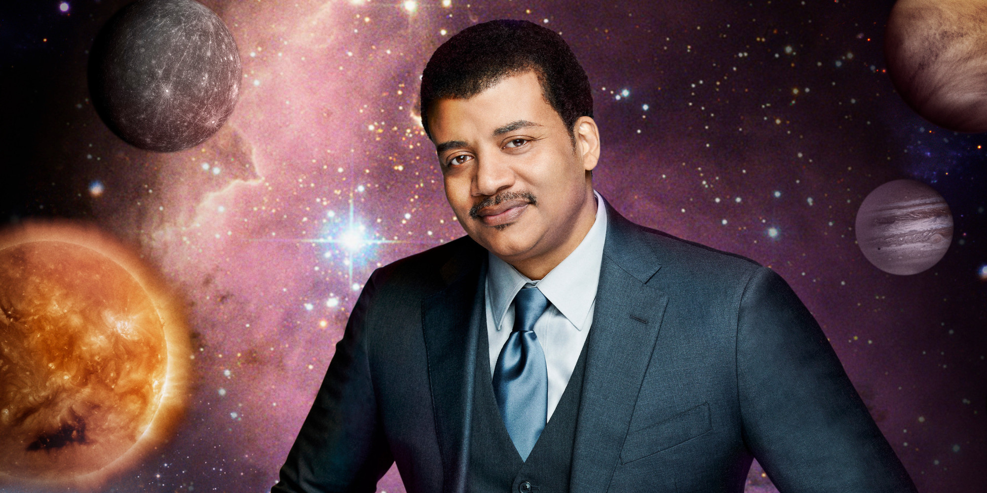 Astrophysicist Neil deGrasse Tyson to Host Talk Show on NatGeo Channel