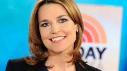 """NBC Renews Savannah Guthrie's Contract at """"Today"""""""