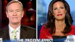 """""""Fox & Friends"""" Thinks """"Frozen"""" is Bad for Boys"""