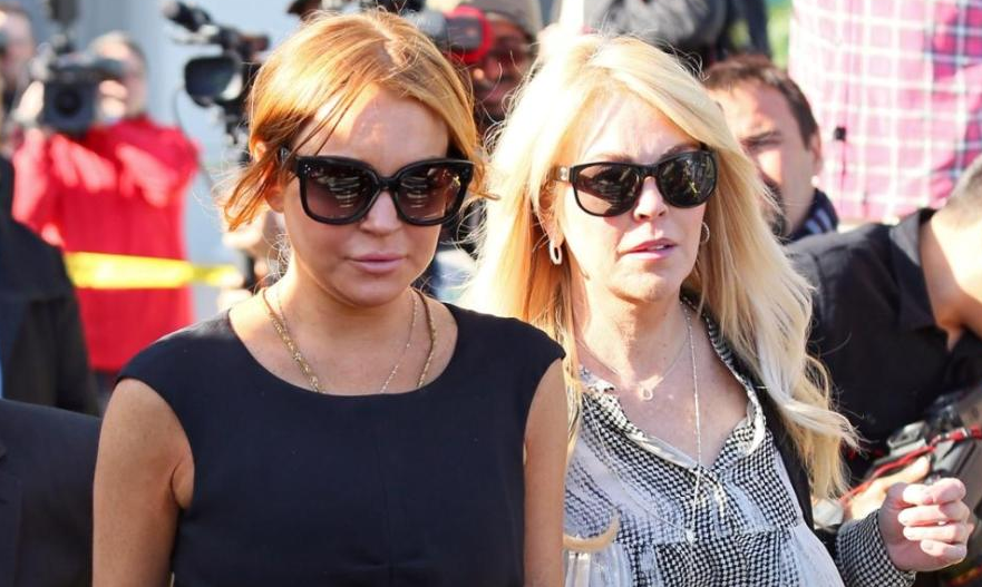 Lindsay Lohan and Mom sue Fox News for Defamation