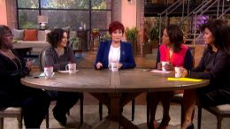 """Ladies of """"The Talk"""" Discuss Bruce Jenner's Upcoming Interview with Diane Sawyer"""