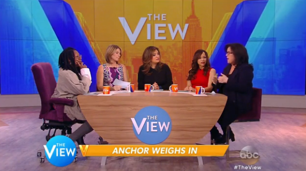 """The View"" Weighs in on the Brian Williams Controversy"