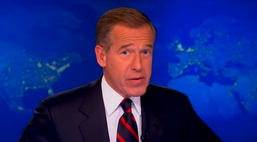 NBC's Brian Williams Adresses Iraq RPG Helicopter Story
