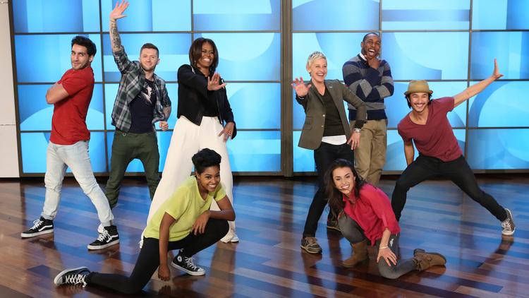 Ellen-Obama