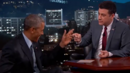 President Obama Talks About His Daily Life on 'Kimmel'