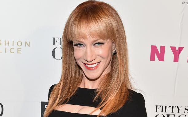 Kathy Griffin Leaves 'Fashion Police'
