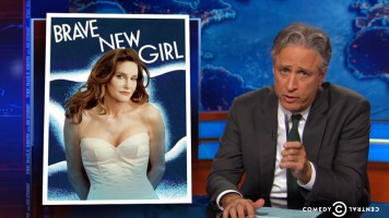 The Daily Show – Brave New Girl