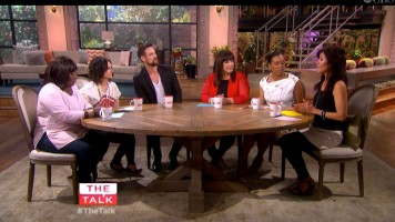 "THE TALK – Shane West Talks ""Salem"""
