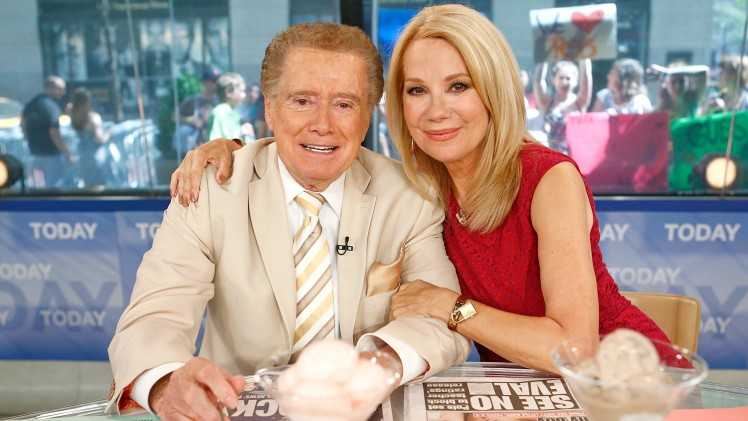 "Regis Philbin and Kathie Lee Gifford to Reunite on ""Today"""