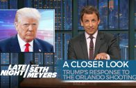 Seth Meyers Bans Donald Trump from NBC's 'Late Night'