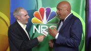 Steve Wilkos chats with Ross Crystal on 'TalkBytes'