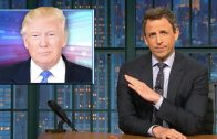 Seth Meyers Slams Trump's Meals on Wheels Cuts