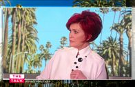 THE TALK – Exclusive! Sharon Osbourne Update