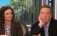 The Talk – John Goodman & Sara Gilbert on Reuniting & 'Roseanne' Reboot