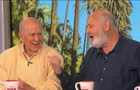 The Talk – Carl Reiner Gives Sharon Osbourne Advice for Her Ailing Back