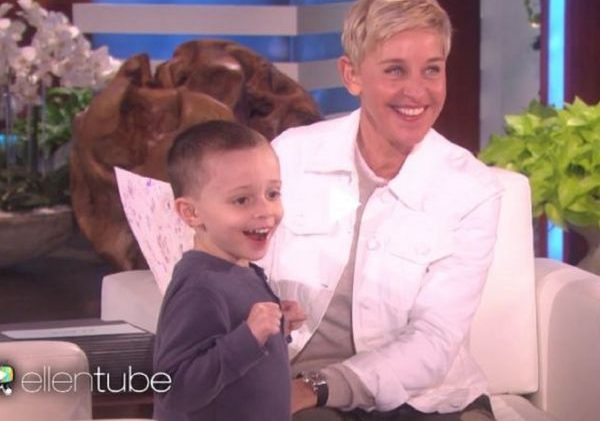 Ellen Meets a 5-Year-Old Geography Expert