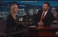 Jimmy Kimmel Live' – Brie Larson on Her Bachelor Obsession