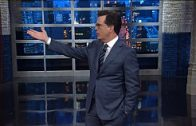 Stephen Colbert Addresses The Bill O'Reilly Dismissal