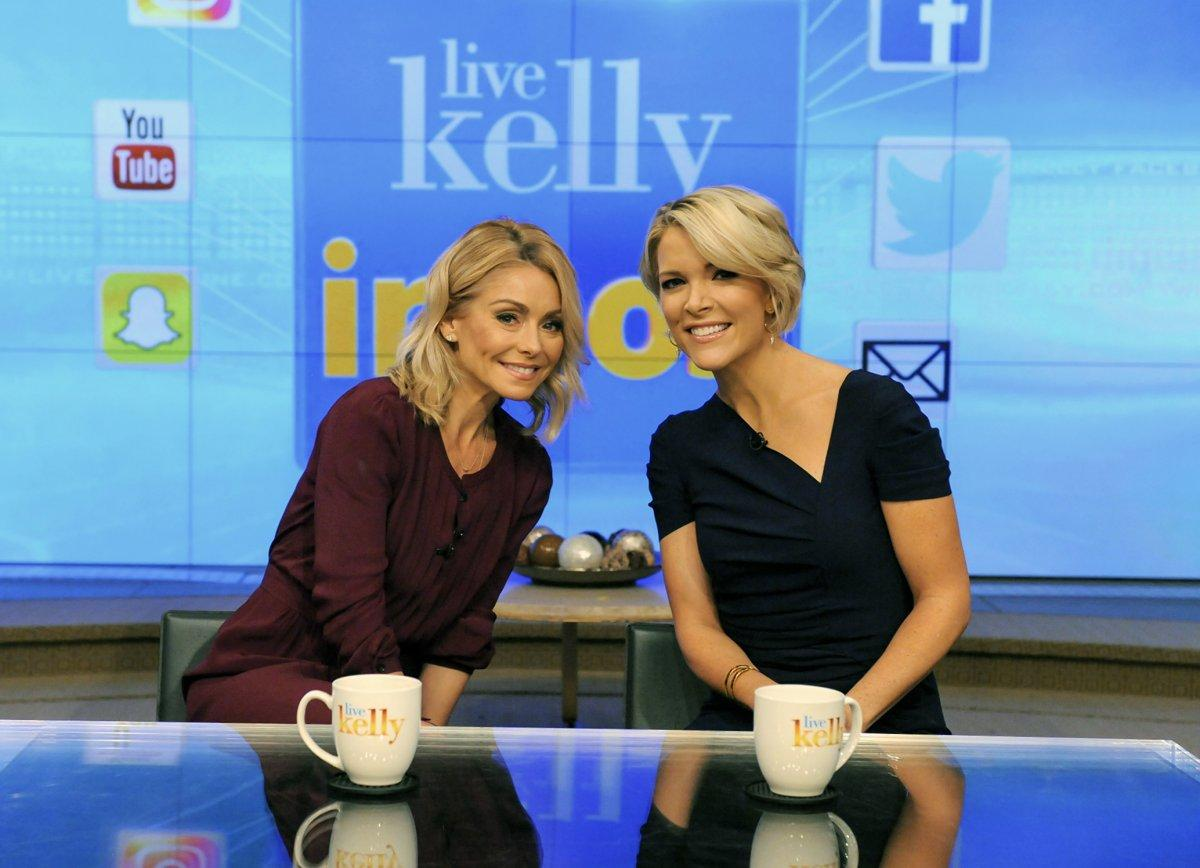 It'll be Kelly vs. Kelly: NBC's Megyn Kelly to take on ABC's Kelly Ripa