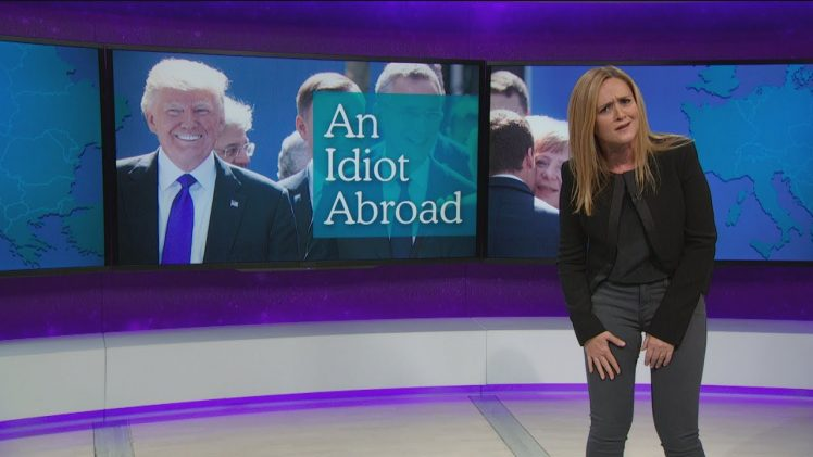 Full Frontal with Samantha Bee – Covfefe, Kushner & An Idiot Abroad