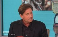 Emilio Estevez on 'The Talk'